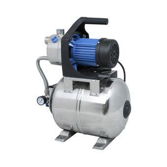 Güde Hauswasserwerk HWW 1000 E mit 19l Druckkessel Wasserwerk Pumpe Automat Haus – Bild $_i