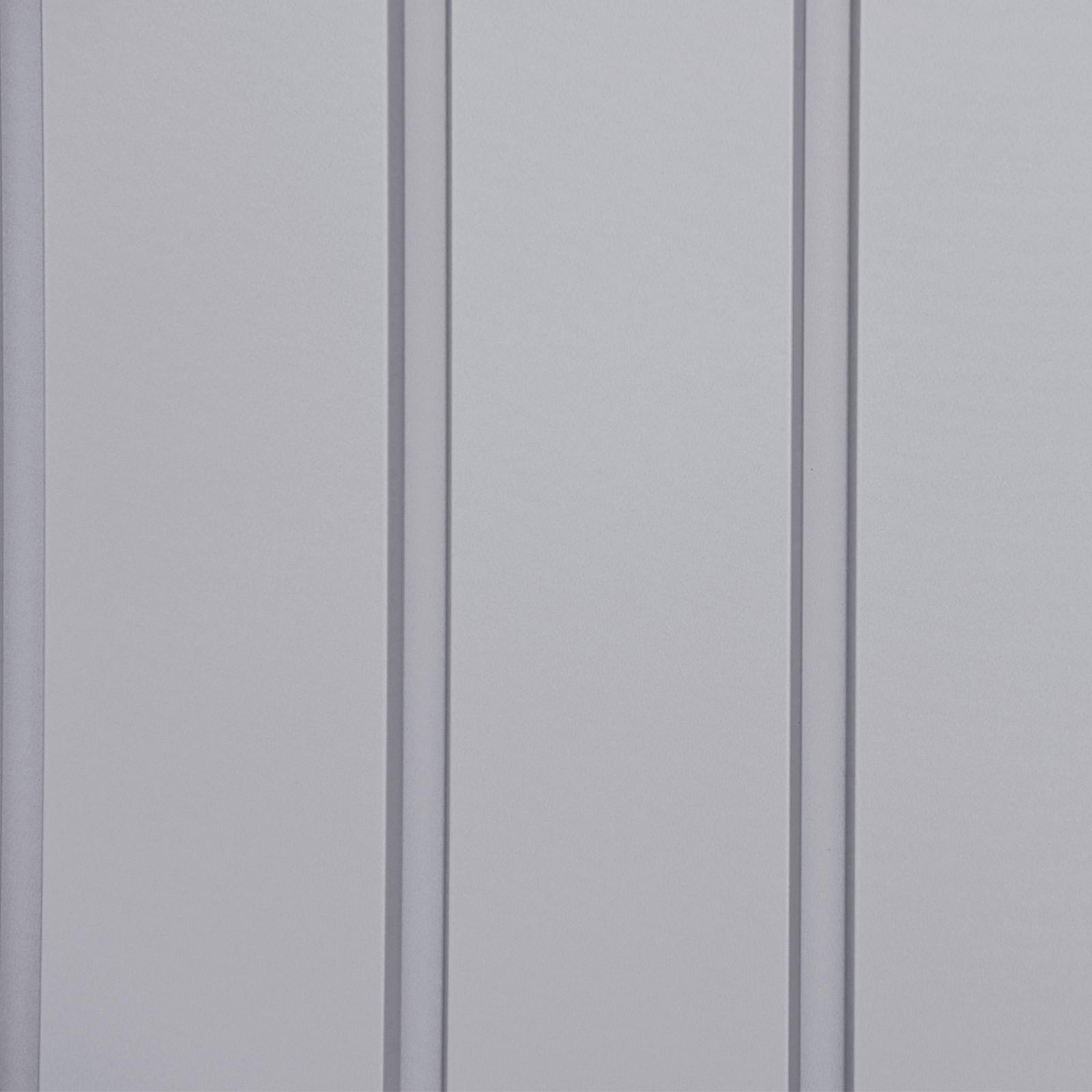 Tepro Metallgerätehaus / Gerätehaus Palladium 8x6 silber 7453