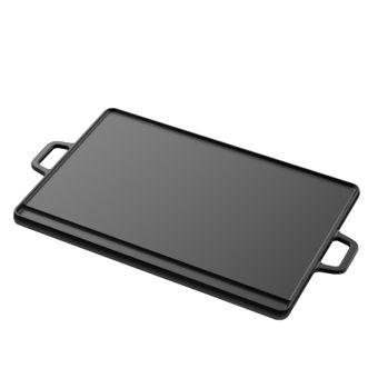Tepro Gussgrillplatte / Guss Platte Größe XL – Bild $_i