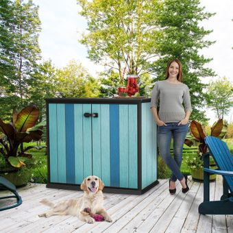 Keter Gartenschrank / Geräteschrank Patio Store 1000 Liter – Bild $_i