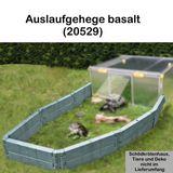 Juwel Schildkrötenhaus PAULA m./o. Zubehör Anbausatz Freigehege