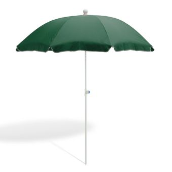 Strandschirm / Sonnenschirm grün 180 cm UV30 – Bild $_i