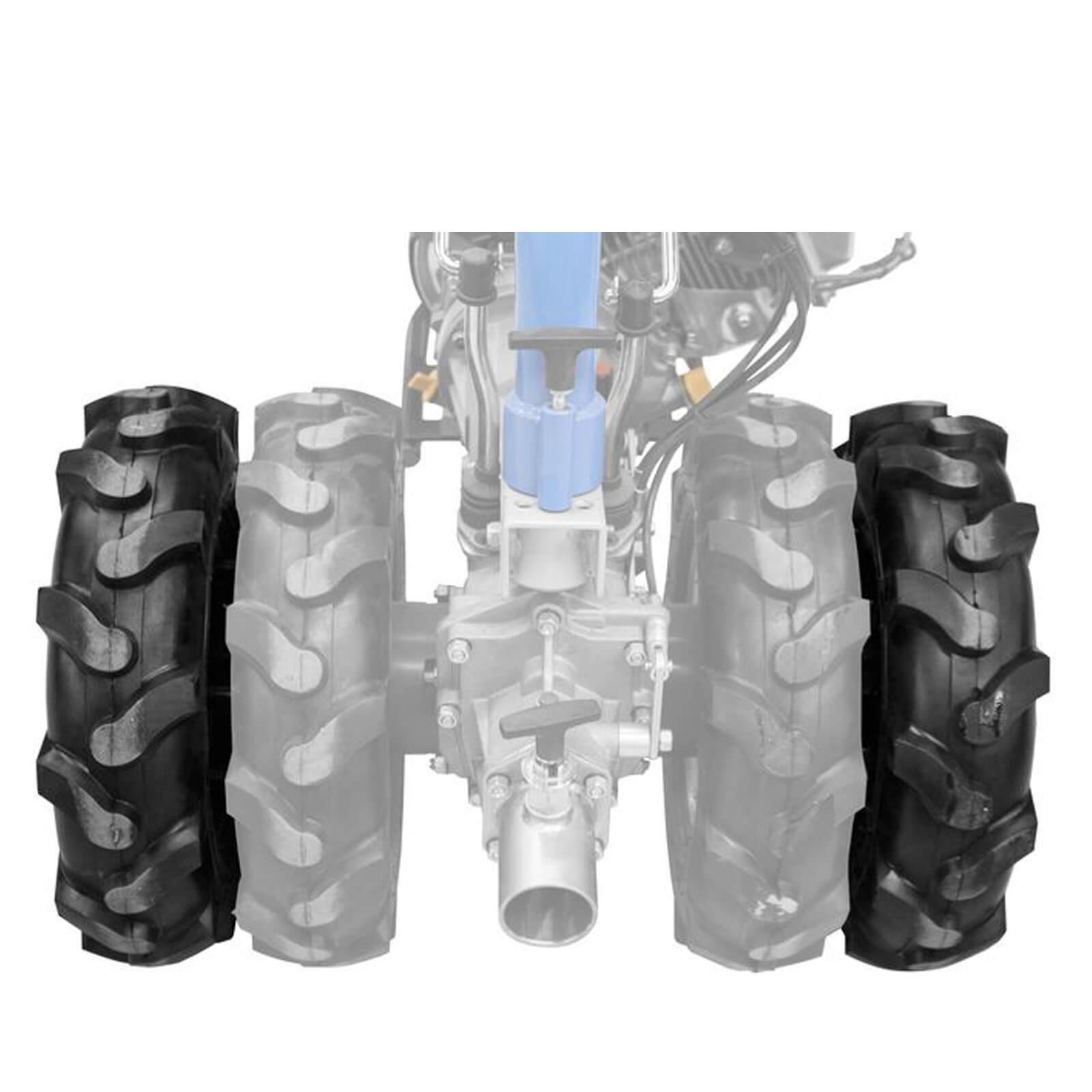 Güde Radsatz GDB 62 für Motoreinachser GME 6,5 PS Einachsschlepper Einachser 95182