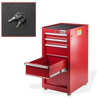 Werkzeugschrank / Schubladenschrank mit 5 Schubladen Nico 5 – Bild $_i