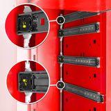 Werkzeugschrank / Schubladenschrank mit 9 Schubladen Nico 9