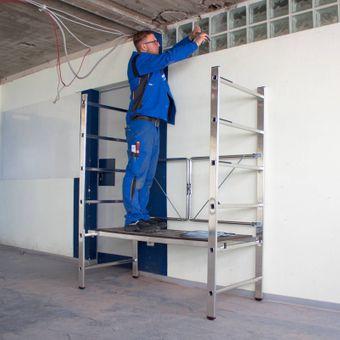 Krause Corda Klappgerüst Arbeitsgerüst Höhe bis 2,90 m – Bild $_i