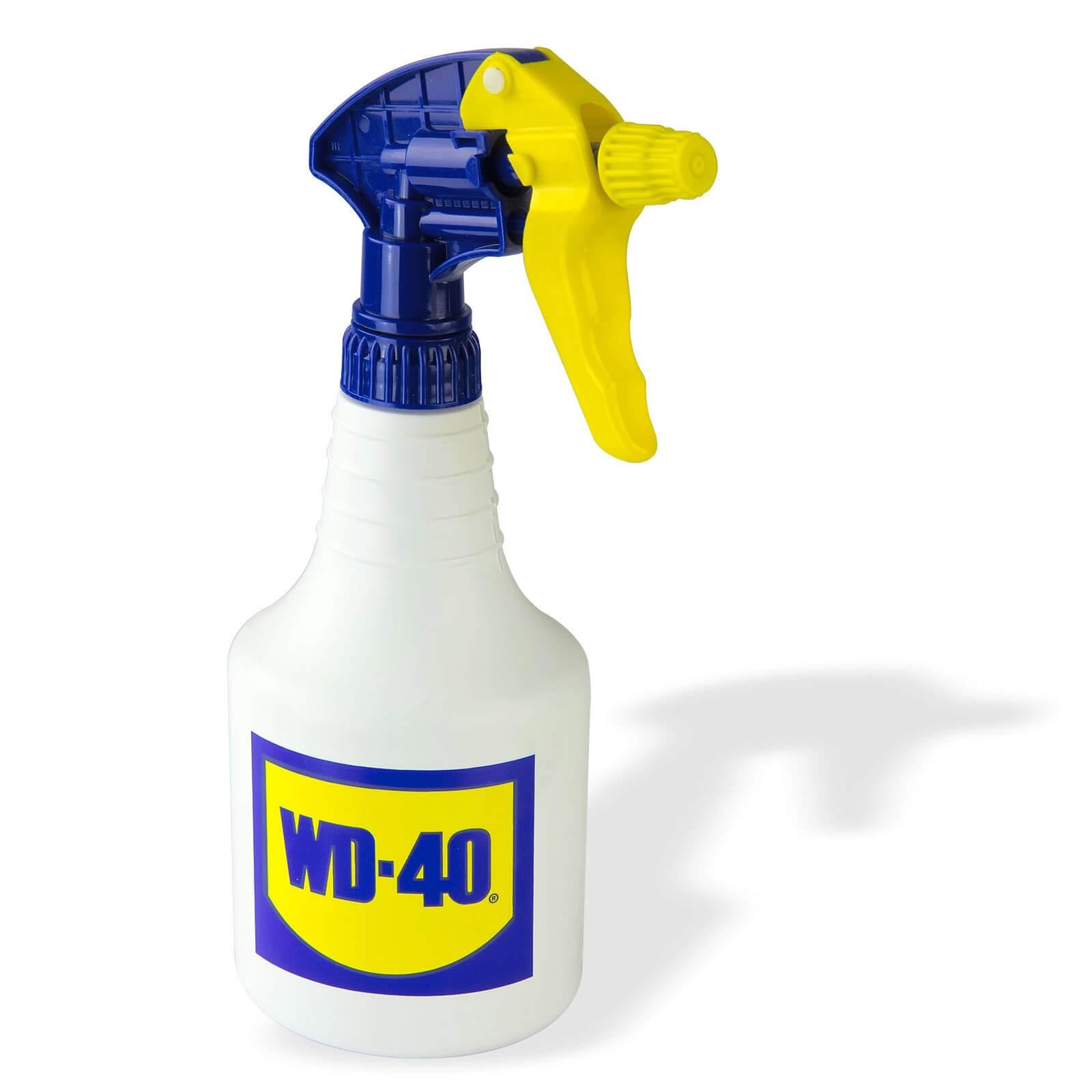 WD 40 WD-40 Pumpzerstäuber / Sprühflasche 600 ml leer 21185
