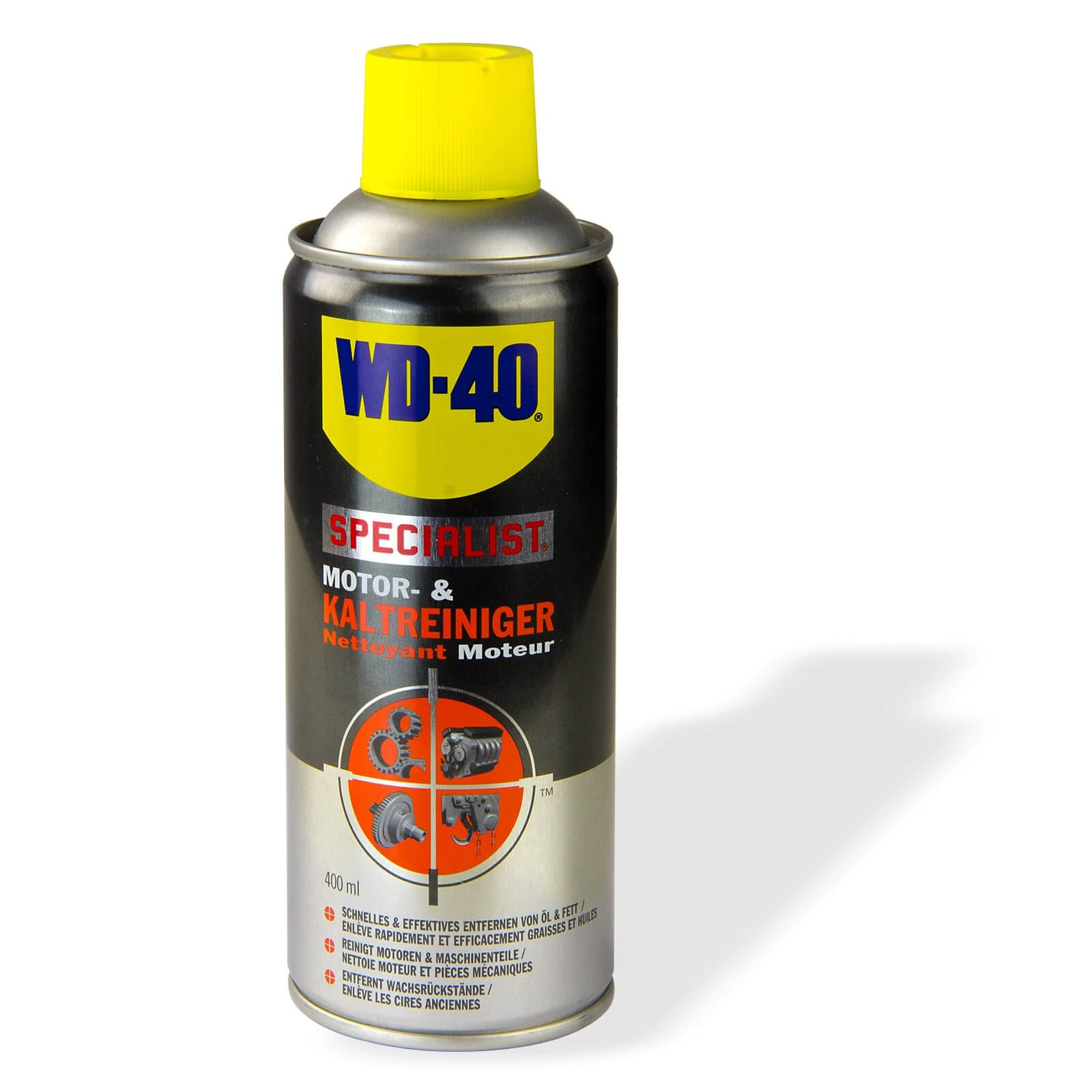 WD-40 Motorreiniger & Kaltreiniger 400 ml 21187