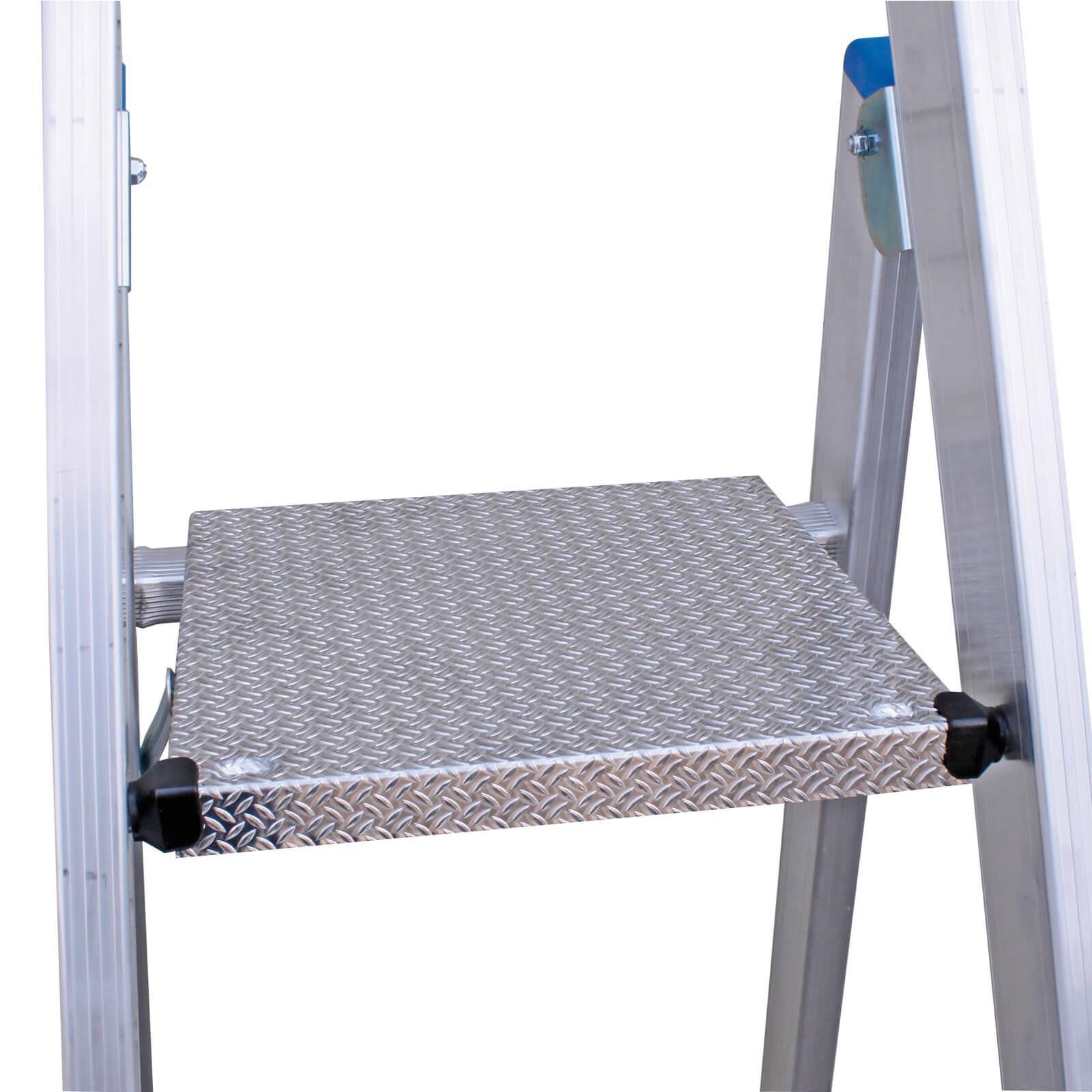 krause stabilo professional alu stufenleiter 8 stufen. Black Bedroom Furniture Sets. Home Design Ideas