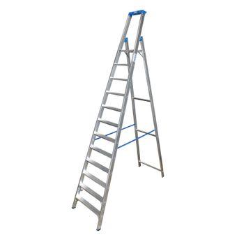 Krause Stabilo Professional Alu-Klappleiter 12 Stufen