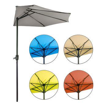 Sonnenschirm halbrund La Spezia - Farbwahl – Bild $_i