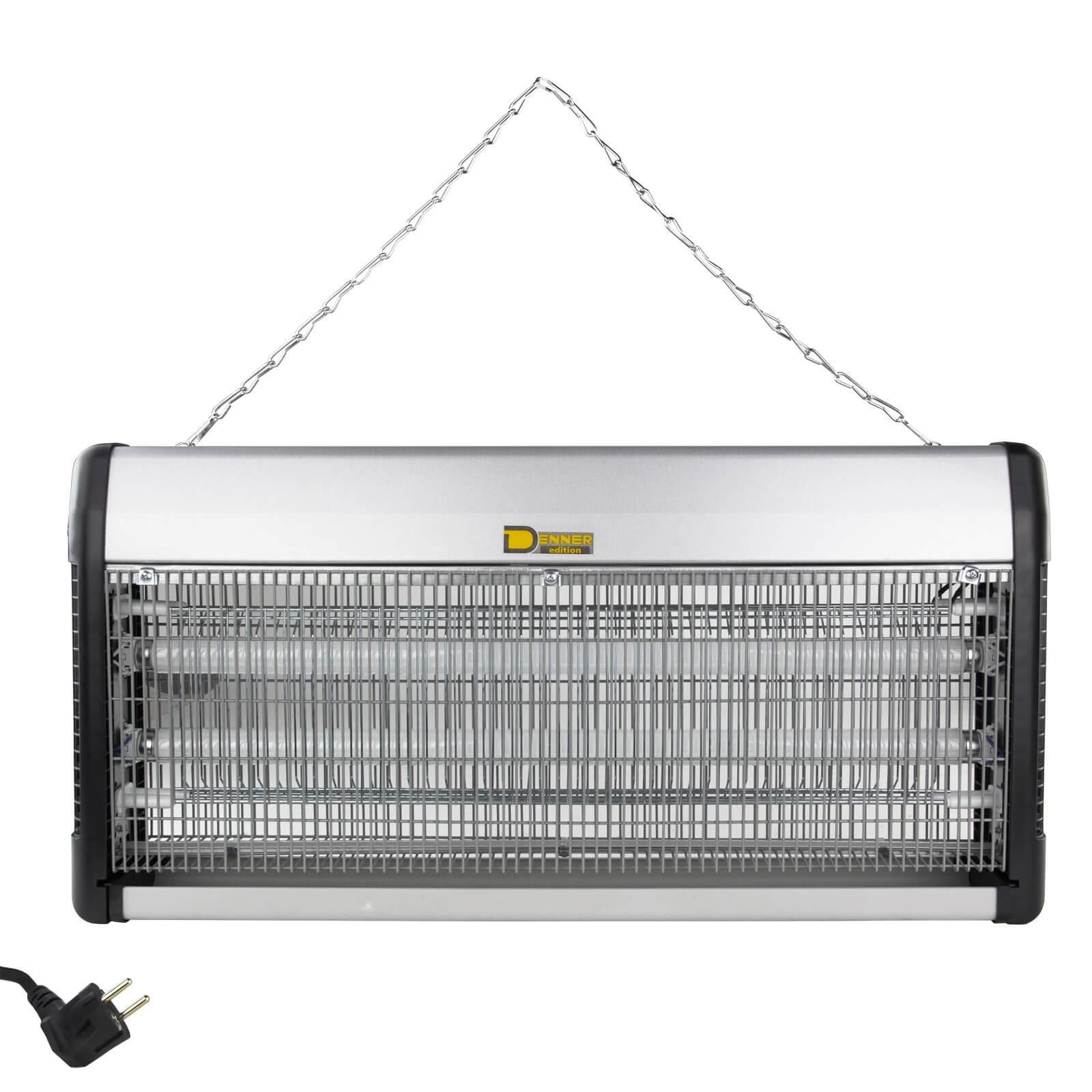 Denner-Edition Insektenvernichter 40W Insektenlampe Insektenfalle Insektenkiller Fliegenfalle 94252