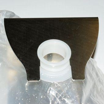 Bag in Box Edelstahl Abfüllhalter für Saftbeutel 3-10 Liter – Bild $_i