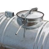 Wassertank / Wasserfass Vollmetall Feuerverzinkt 400 Liter