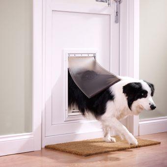 Petsafe Alu Hundetür Haustierklappe Serie 600 – Bild $_i