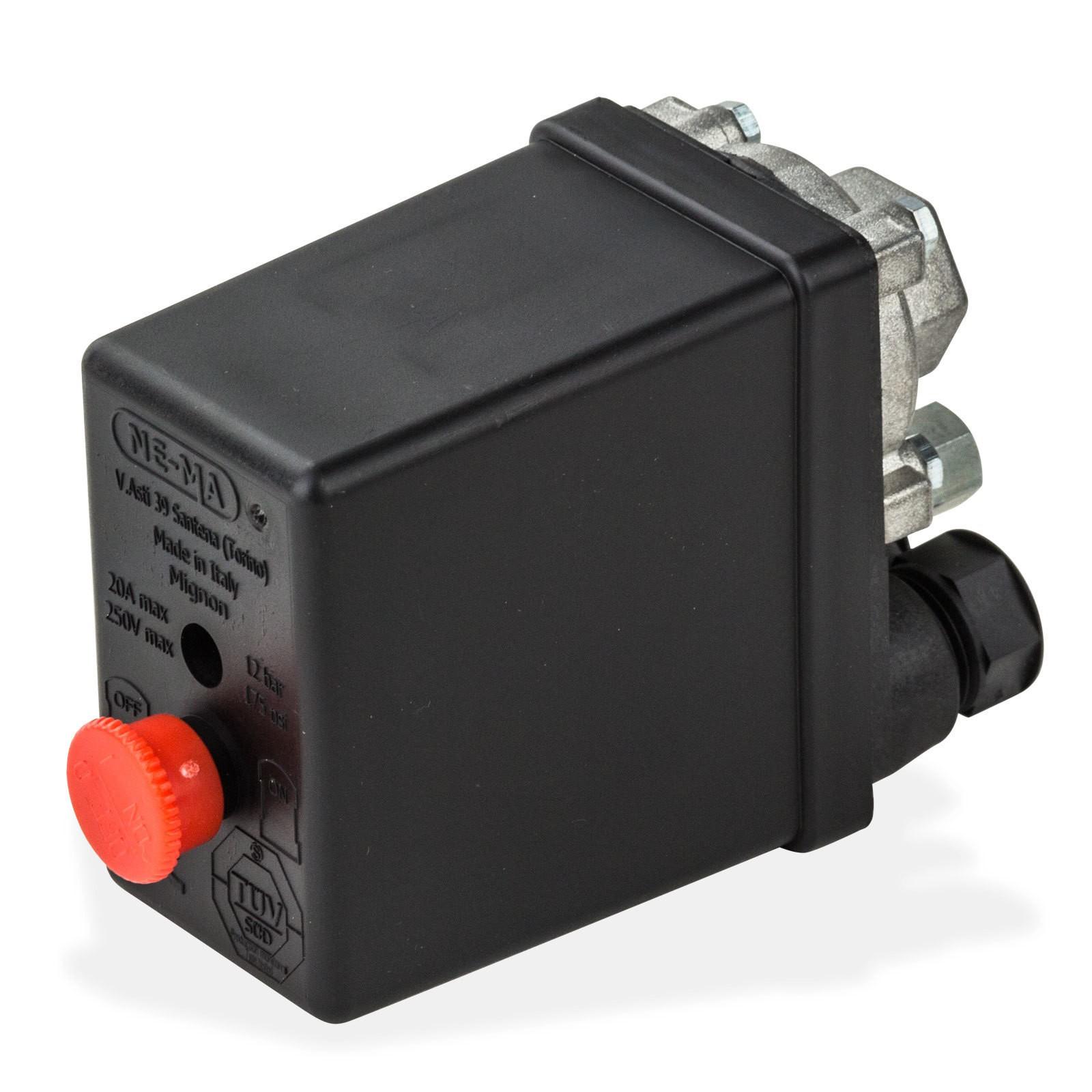 Dema Membran Druckschalter 230 V / 1 ZA21003