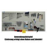 ADB Werkzeug-Lochwand / Werkzeugwand 493-1975 mm - Auswahl