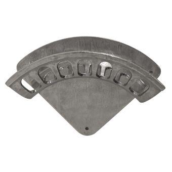 ADB Aluminiumguss Wand-Schlauchhalter Größe 1 - 4 – Bild $_i