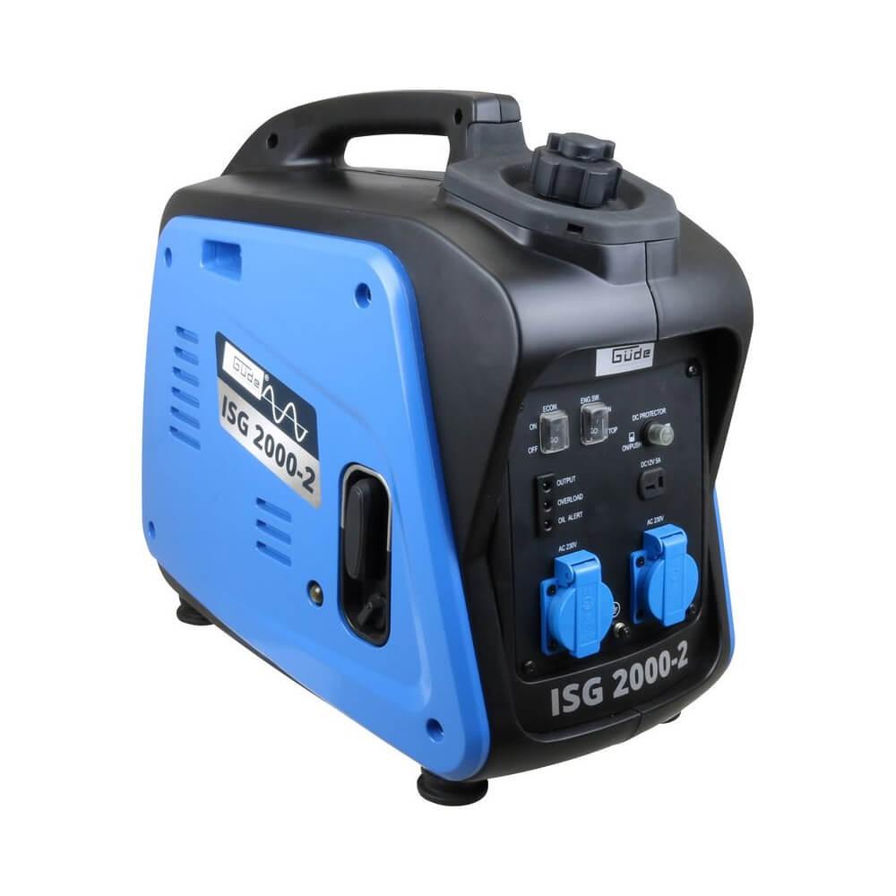 Güde Inverter Stromerzeuger Notstromaggregat Stromaggregat Generator ISG 2000-2 40720