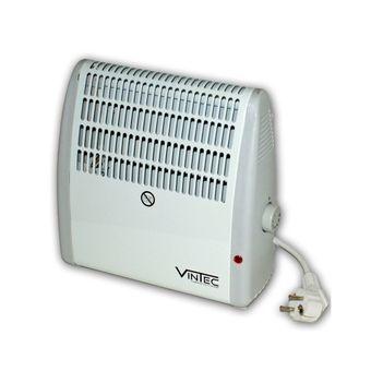 Vintec Heizer Elektroheizer VT 400N Heizlüfter 400 Watt weiß – Bild $_i