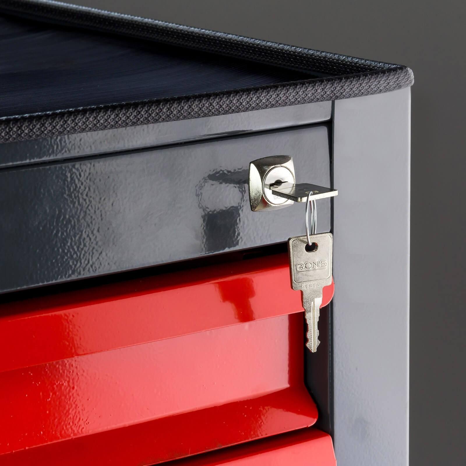 metall schubladenschrank / werkzeugschrank fernando maxi 10