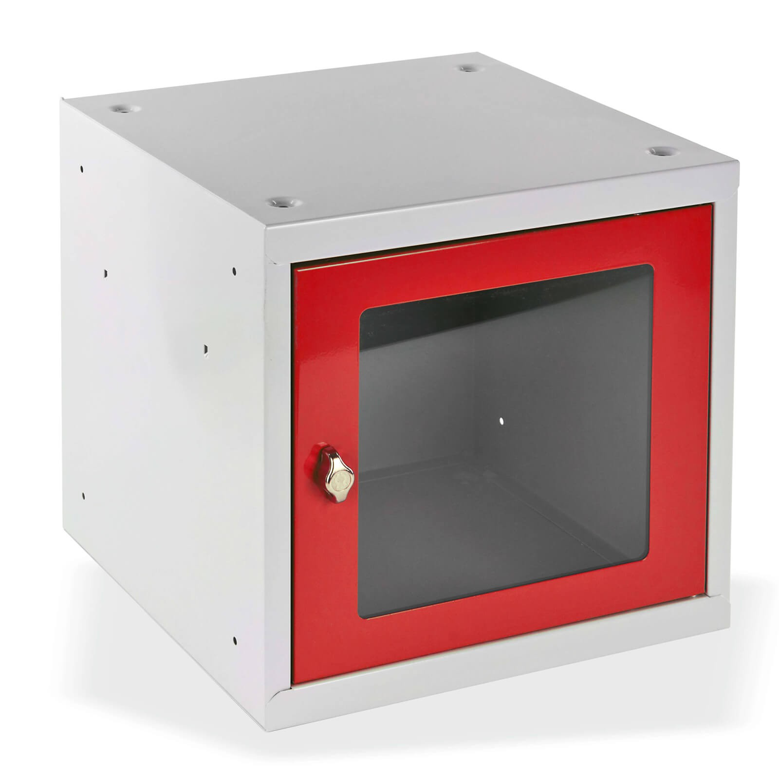 ADB Betriebseinrichtungen GmbH ADB Schließfach Würfel mit Sichtscheibe - Auswahl var-ADB-Schließfach-Sichtscheibe