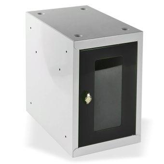 ADB Wertfach Schließfach mit Sichtscheibe 400x250x400 mm – Bild $_i