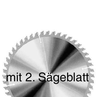 Güde Radial Kappsäge / Gehrungssäge Set 210/300 + 2 x HM Sägeblatt – Bild $_i