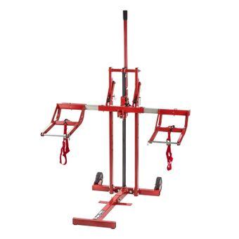Heber / Reinigungshilfe DRL340 für Rasentraktor / Aufsitzmäher bis 340 kg – Bild $_i