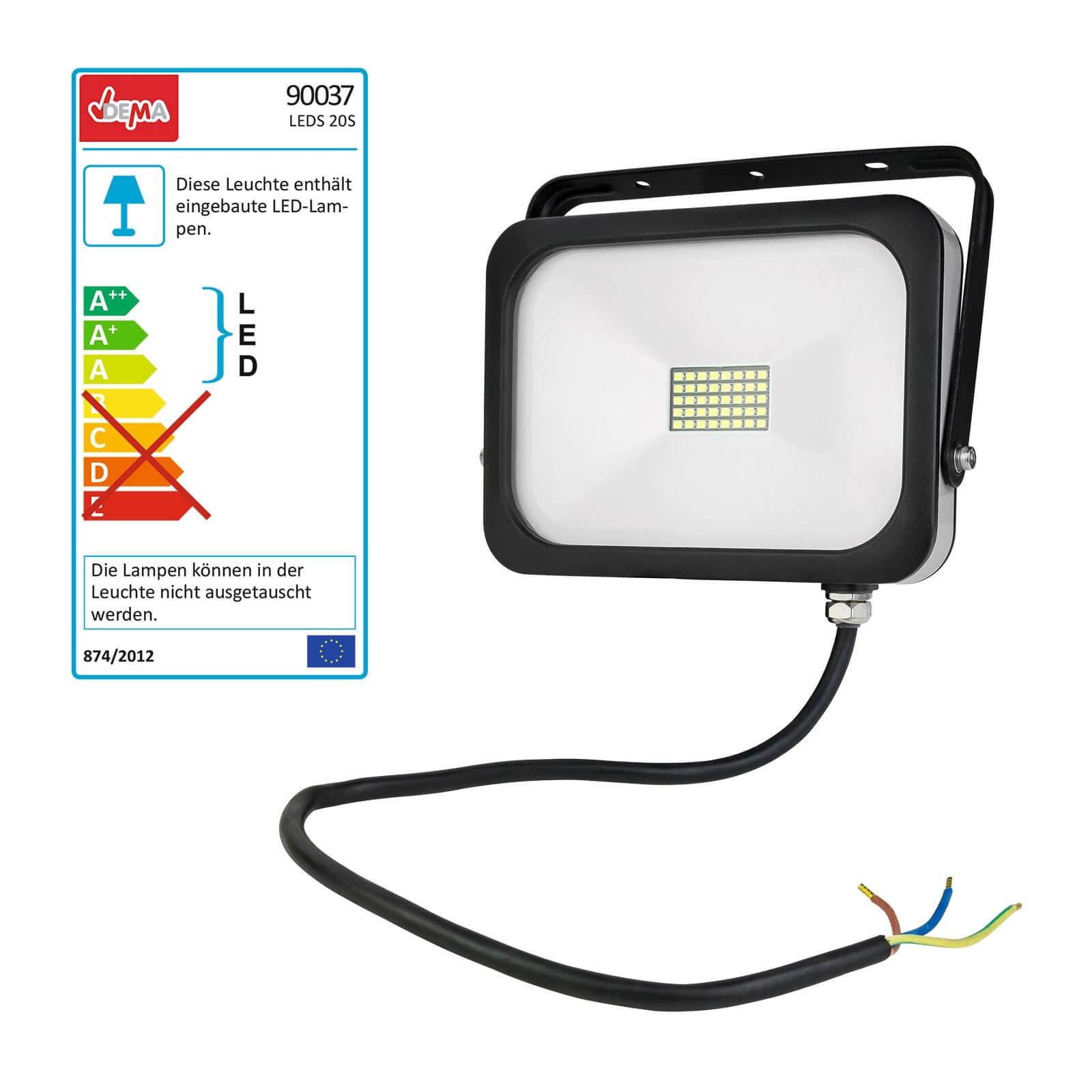 LED-Leuchte Slim 20W