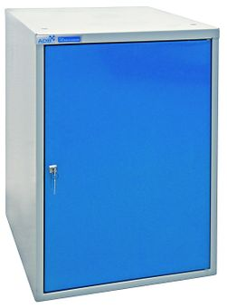 ADB Stahlbelchschrank Stahlschrank Werkstattschrank Metallschrank 800x530x700 mm – Bild $_i