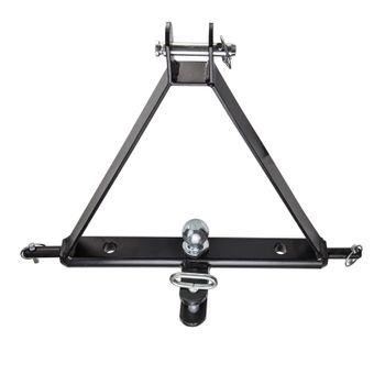 Ackerschiene 610 mm Kat 1 mit Dreipunktaufhängung / Verdrehschutz – Bild $_i
