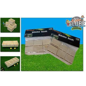 Kids Globe Spielzeug Holz Kartoffelkiste Set - 6 Stück – Bild $_i