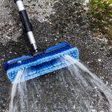 Wasserbesen / Straßenbürste Rain verlängerbar max. 193 cm