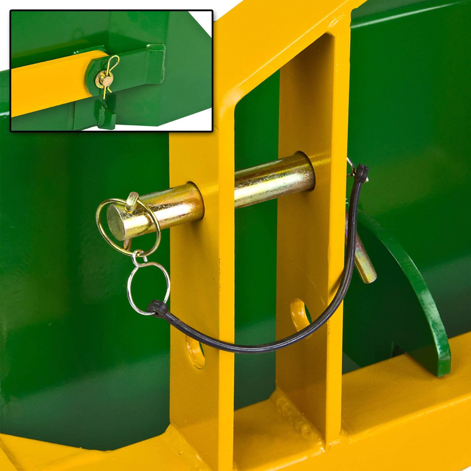 heckschaufel dhs 100 m f r traktor kippbar. Black Bedroom Furniture Sets. Home Design Ideas