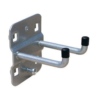 ADB Werkzeughalter 35 - 200 mm doppelt mit senkrechten Hakenende – Bild $_i