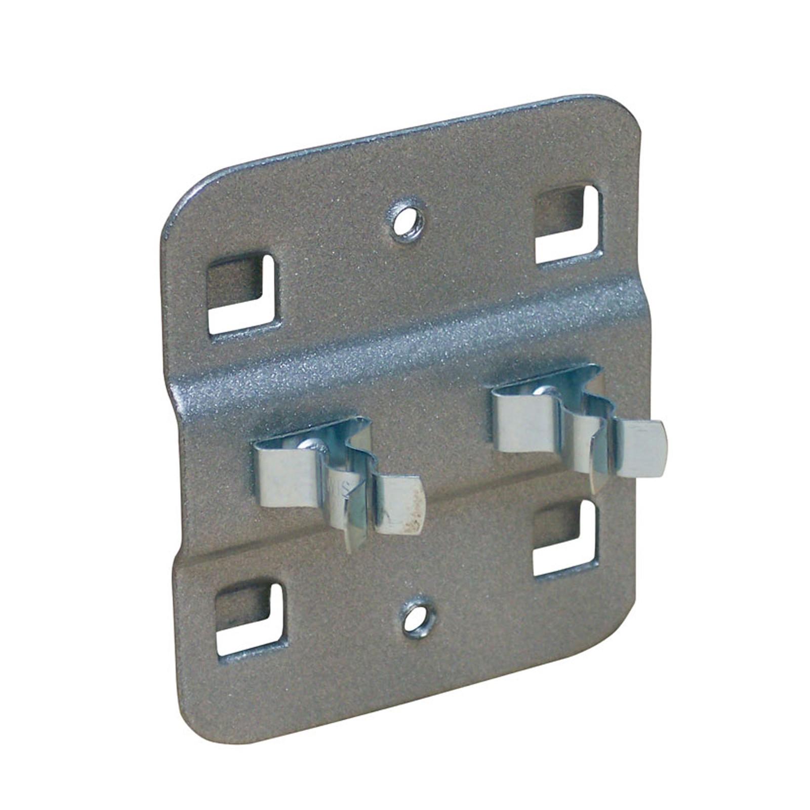 ADB Lochwand Werkzeughalter Lochwandhaken mit doppelter Federklammer 6-19mm
