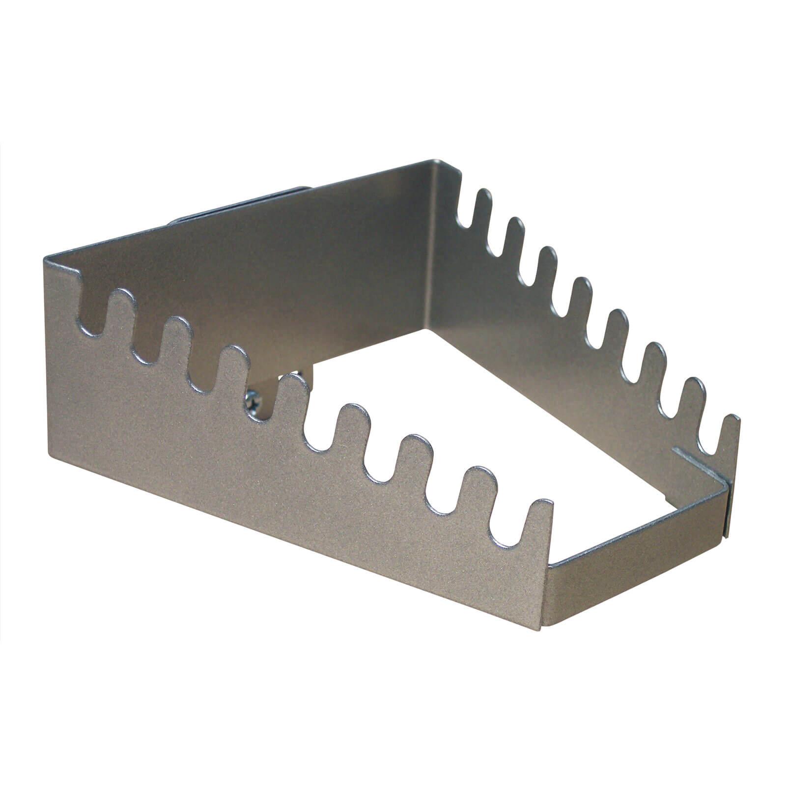 adb-betriebseinrichtungen ADB Lochwand Halter mit 8 Auflagen für Ring- Maulschlüssel var-Schraubenschluesselhalter