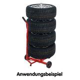 PKW-Reifen Felgenbaum / Reifenständer Monza mit Abdeckung