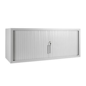 ADB Aufsatzschrank Rolladenschrank Büroschrank Aktenschrank Büro Regal 500x1200x450 mm