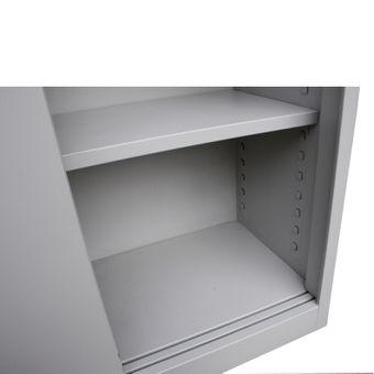 ADB Schiebetürenschrank / Büro Aktenschrank 1050x1200x450 mm – Bild $_i