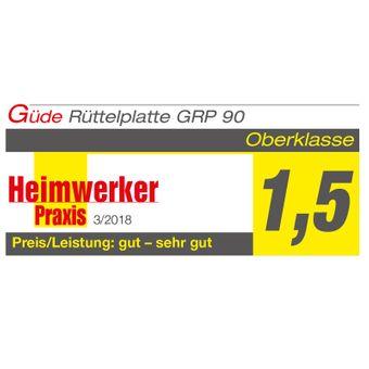 Güde Benzin Rüttelplatte GRP 90 4,1 kW 5,5 PS – Bild $_i