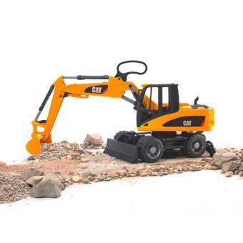 Bruder Caterpillar Mobilbagger Spielzeug - 02445 – Bild $_i