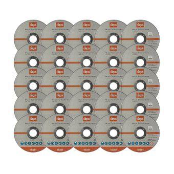Metall Trennscheiben Set 25er 115 mm / 1,0 – Bild $_i