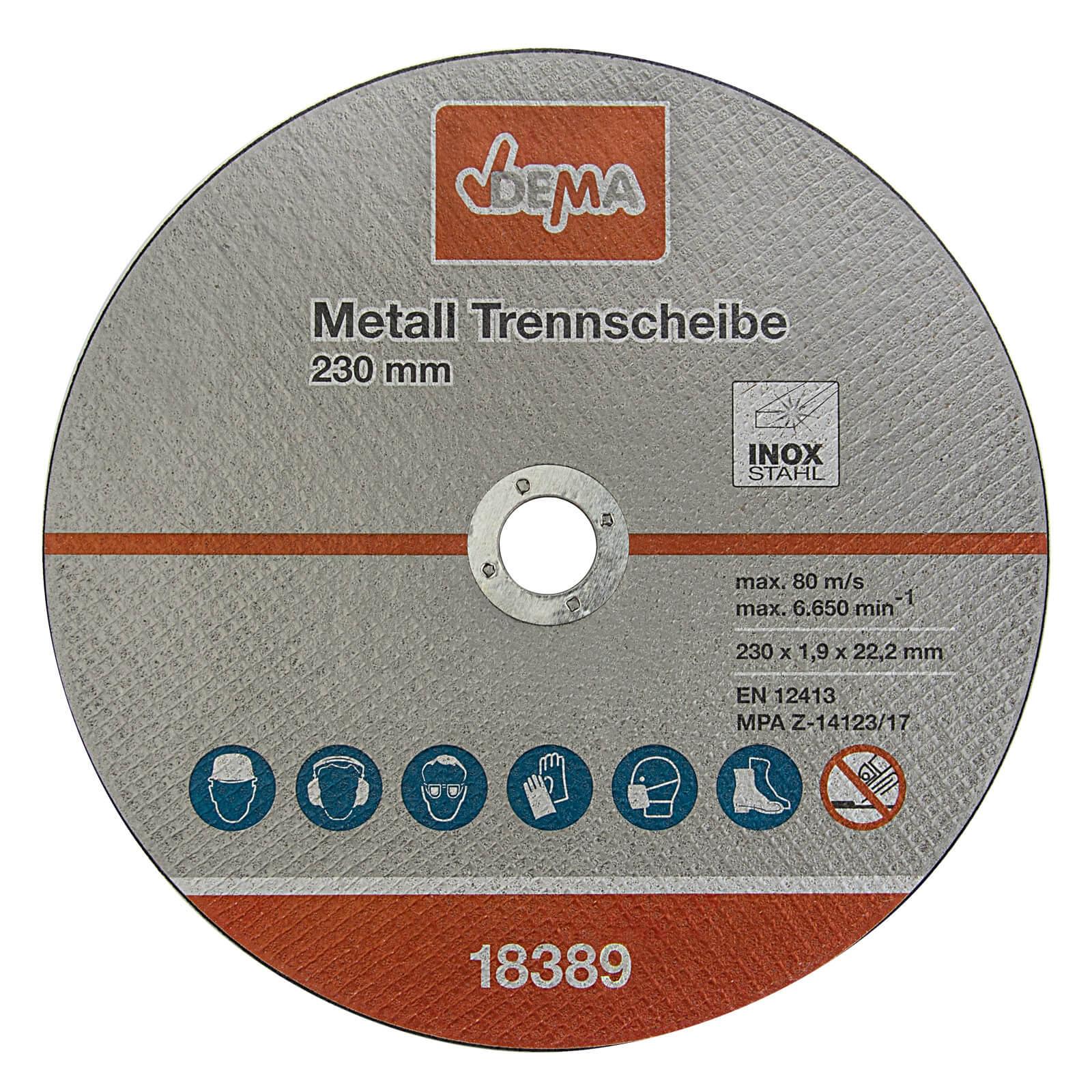 Häufig Metall Trennscheiben Set 25er 230 mm / 1,9 LC61