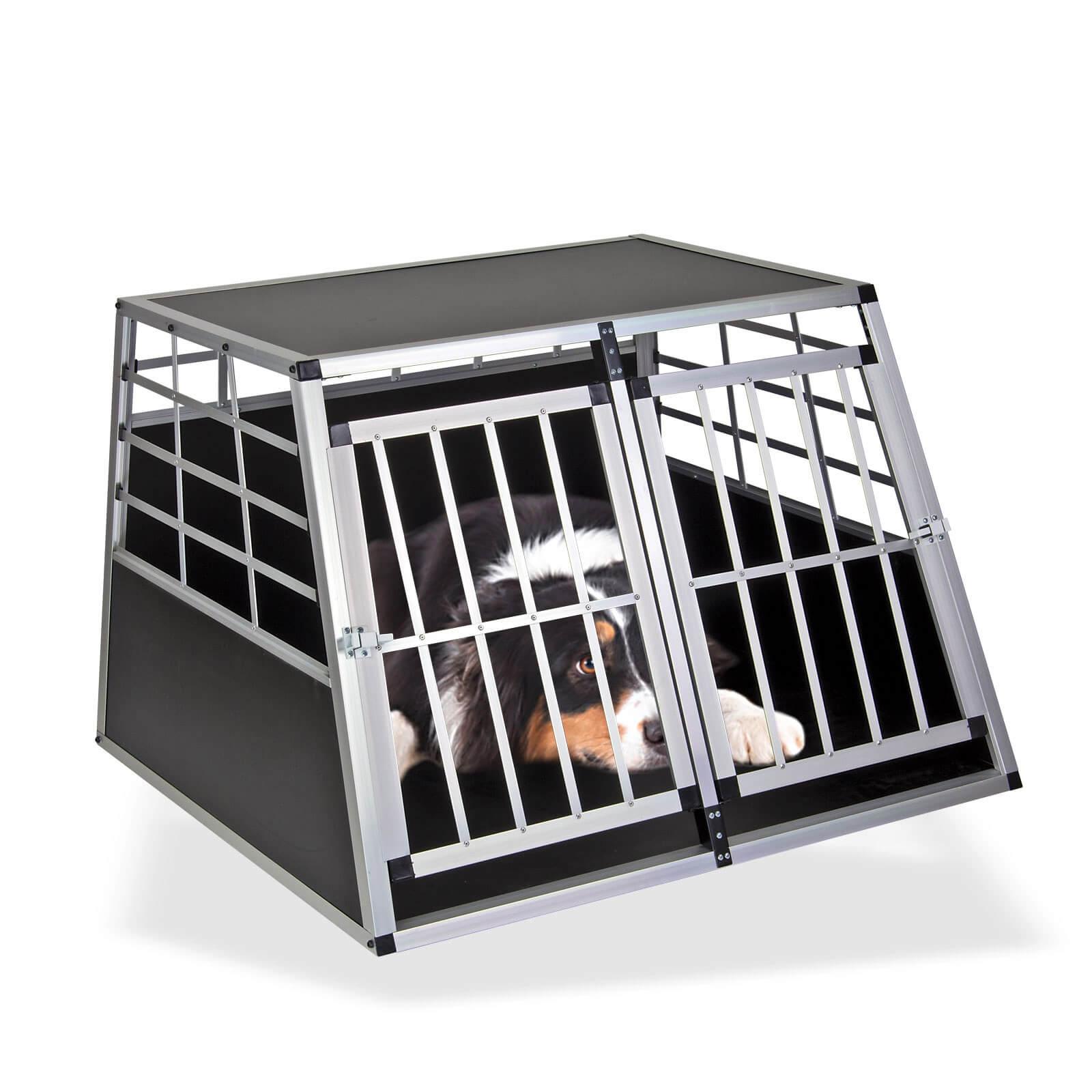 Hundebox / Hundetransportbox Balu für Auto Kfz
