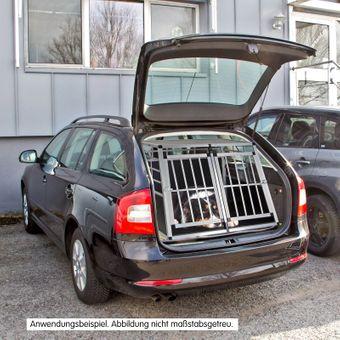 Hundebox / Hundetransportbox Balu für Auto Kfz – Bild $_i