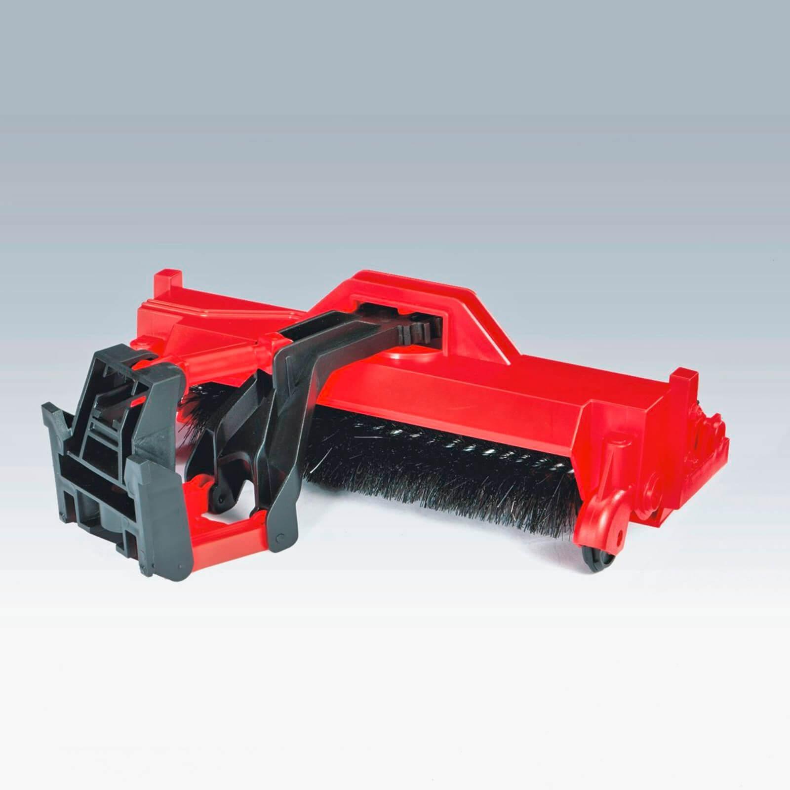 bruder kehrmaschine f r mb unimog traktor 02583. Black Bedroom Furniture Sets. Home Design Ideas
