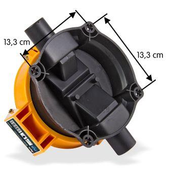 Wasserpumpe DWP65 Handwasserpumpe Wasserhandpumpe Handpumpe Pumpe – Bild $_i