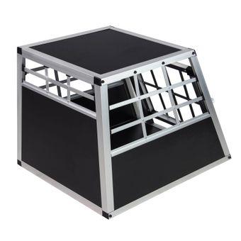 Hundebox / Hundetransportbox Waldi 1 für Auto Kfz – Bild $_i